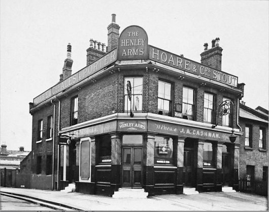 Henley Arms Through the Ages
